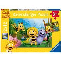 Ravensburger Kinderpuzzle Biene Maja Der Ausflug ab 3 Jahren [Kinderspielzeug]